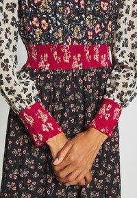 Derhy - ENCART ROBE - Długa sukienka - multi coloured - 5