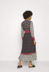 Derhy - ENCART ROBE - Długa sukienka - multi coloured - 2