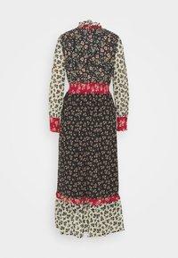 Derhy - ENCART ROBE - Długa sukienka - multi coloured - 4