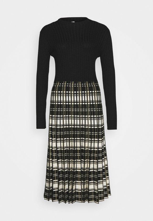 DALLAS ROBE - Robe pull - black