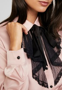 Derhy - CADRAN - Button-down blouse - nude - 4