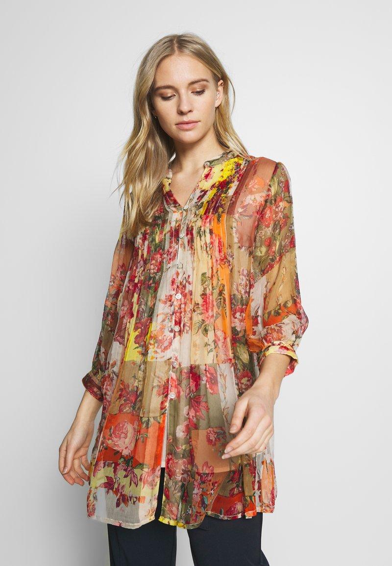 Derhy - BRINDISI - Hemdbluse - multi-coloured