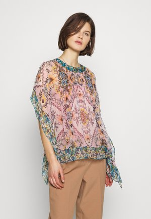 BORDURE - Blouse - rose/nude