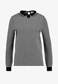 Derhy - EMEU - Jumper - black/white - 4