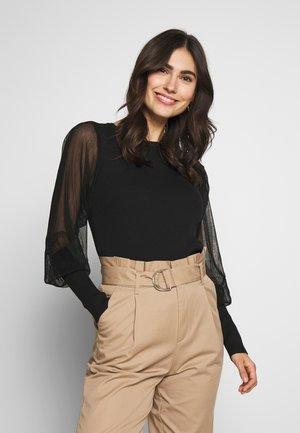 FREHEL - Pullover - black