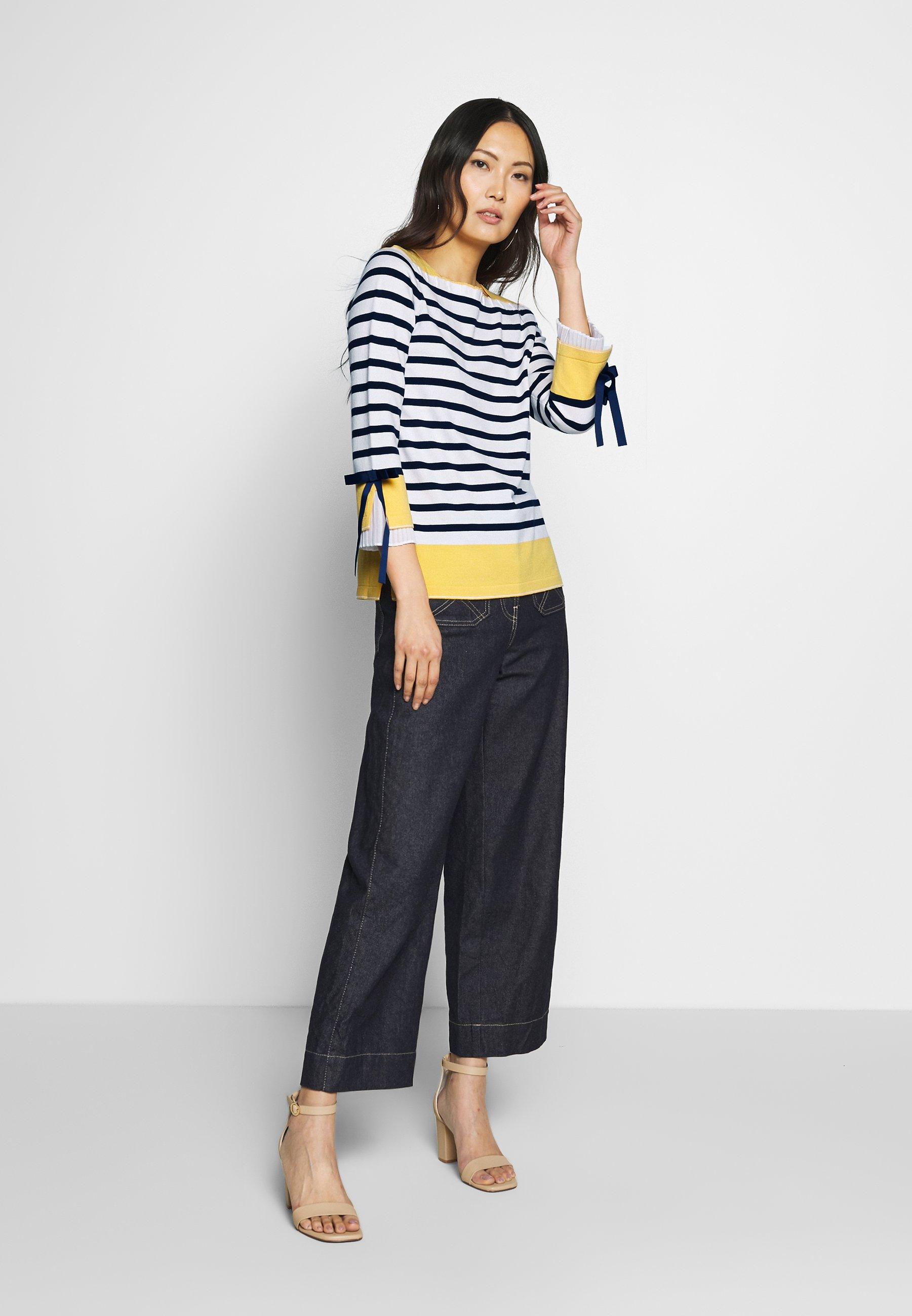 Derhy FREROT - Sweter - yellow