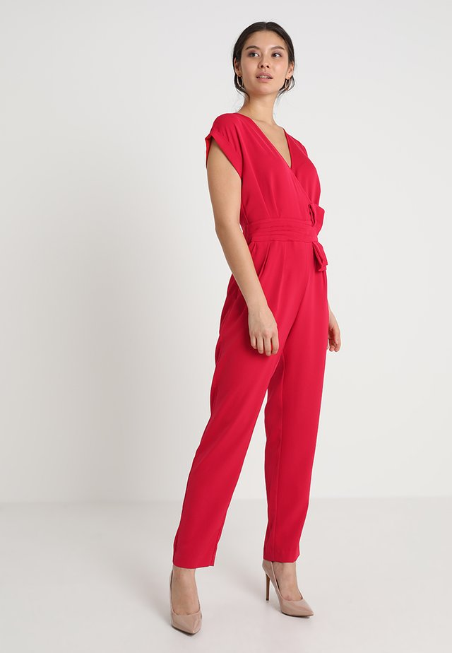 ROUPIE COMBINAISON - Overall / Jumpsuit - red