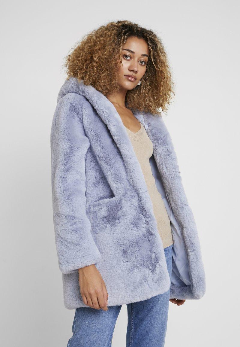 Derhy - GABONBACK - Abrigo de invierno - blue