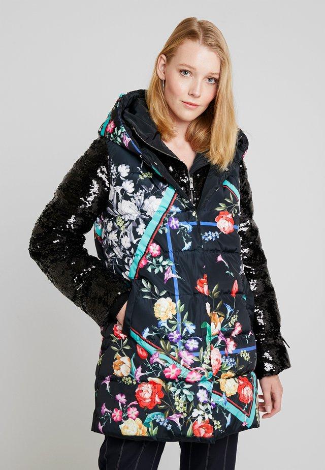 DEDALE - Winter coat - black