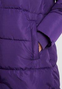 Derhy - DATCHA - Vinterkåpe / -frakk - purple - 6