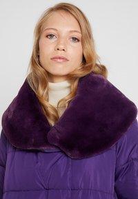 Derhy - DATCHA - Vinterkåpe / -frakk - purple - 4