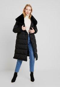 Derhy - DATCHA - Winter coat - black - 1