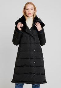 Derhy - DATCHA - Winter coat - black - 0
