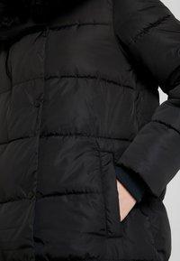 Derhy - DATCHA - Winter coat - black - 7