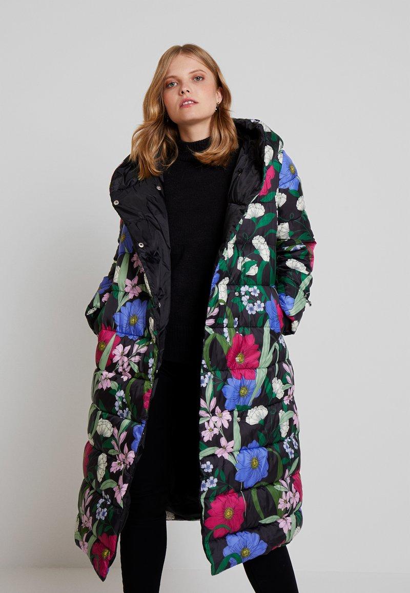 Derhy - DAMOISELLE - Winter coat - black