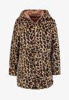 DAKOTAA - Zimní kabát - rust
