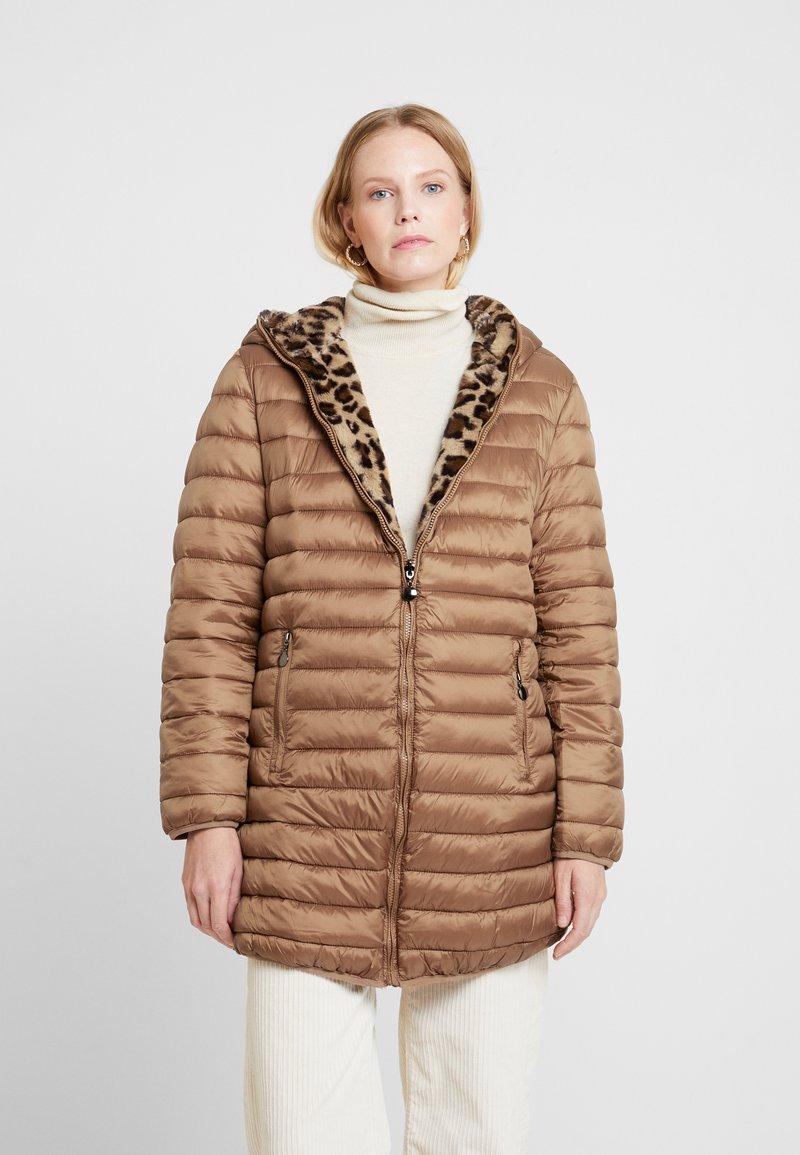 Derhy - DAKOTAA - Winter coat - rust
