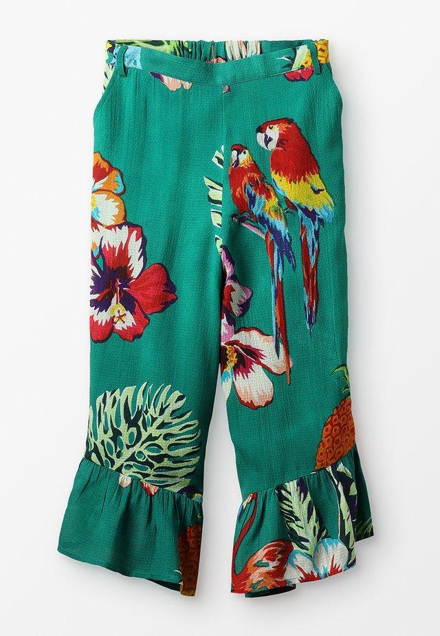 MARGUERITE - Trousers - vert