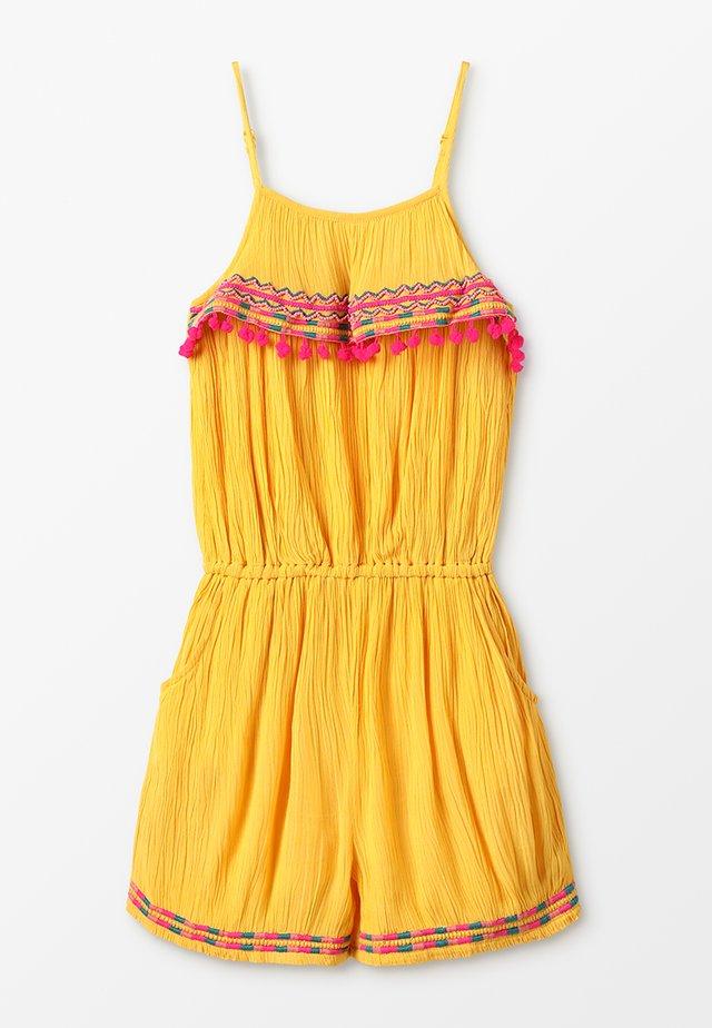 MAIWEN - Tuta jumpsuit - jaune /safran