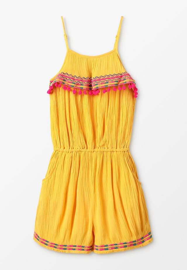 MAIWEN - Jumpsuit - jaune /safran