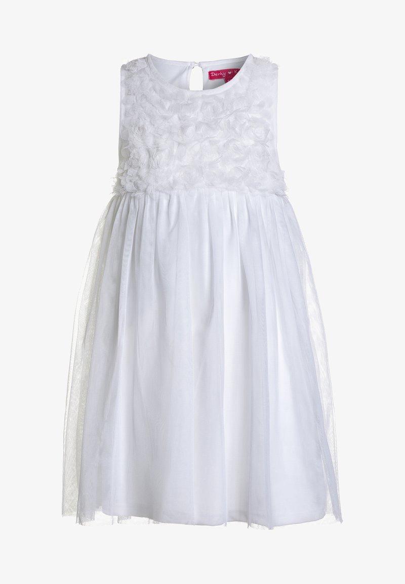 Derhy Kids - SALMA - Cocktailkleid/festliches Kleid - blanc
