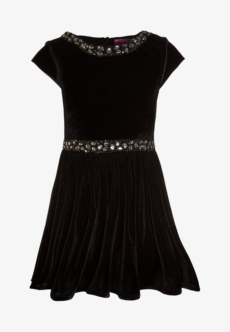 Derhy - GALIANE - Sukienka koktajlowa - noir