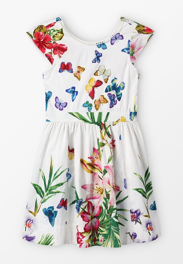 ELEIA - Day dress - blanc