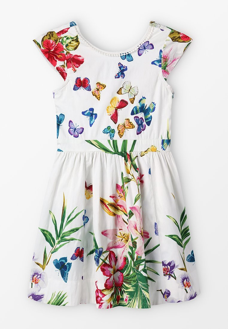 Derhy Kids - ELEIA - Day dress - blanc