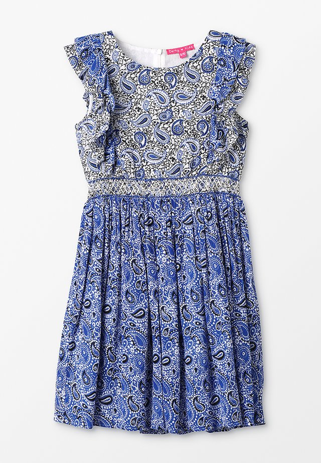 ELIZABETH - Day dress - bleu/petrole