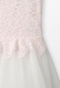 Derhy Kids - IDA - Vestido de cóctel - blanc/rose - 6