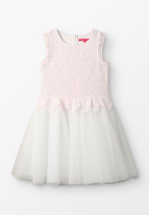 IDA - Cocktailkleid/festliches Kleid - blanc/rose