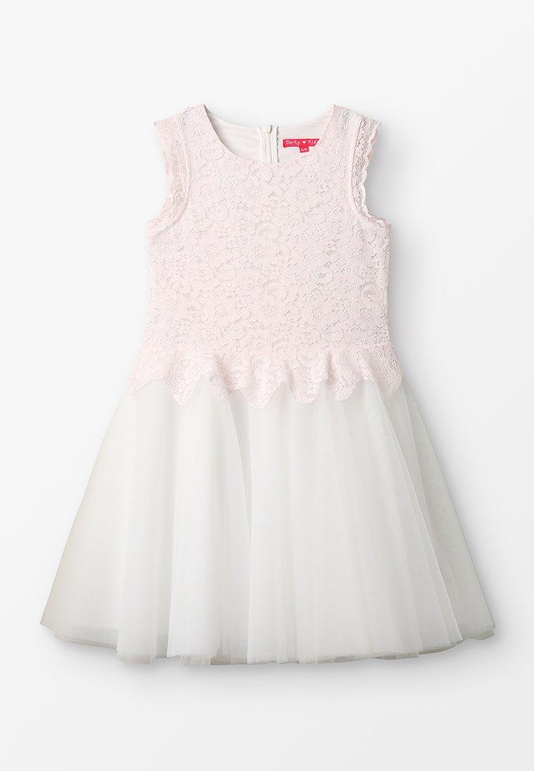 Derhy Kids - IDA - Vestido de cóctel - blanc/rose