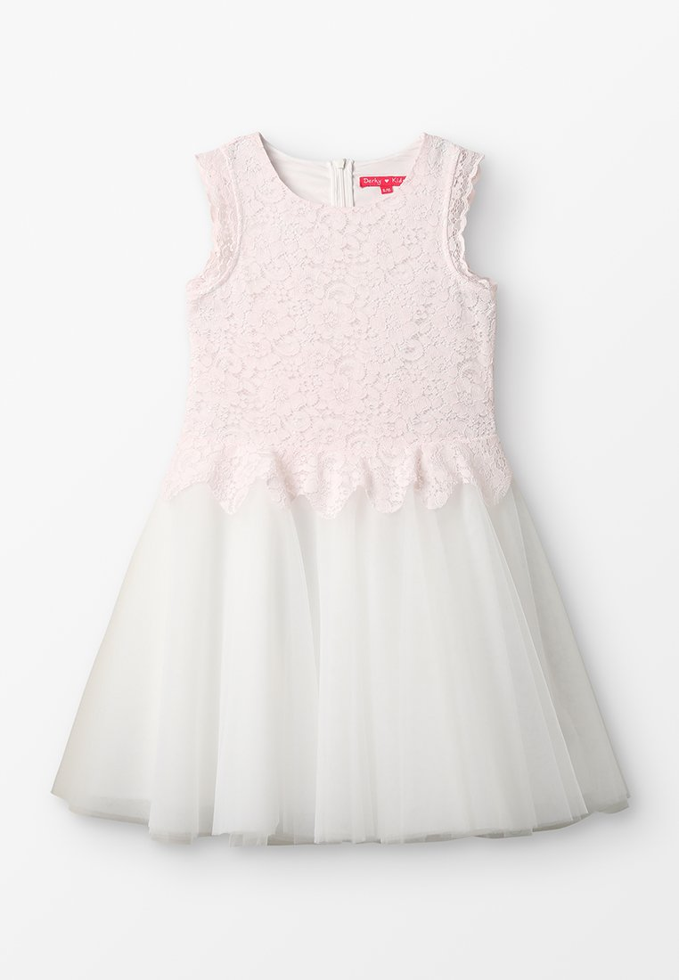 Derhy Kids - IDA - Cocktail dress / Party dress - blanc/rose