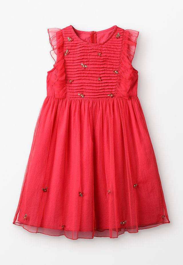 ISAURE - Cocktail dress / Party dress - framboise
