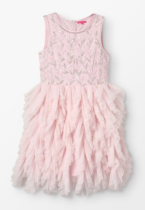 Cocktail dress / Party dress - rose/nude