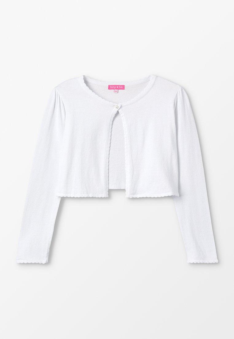 Derhy Kids - LUCE - Cardigan - blanc