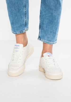 CLUB C 85 - Sneaker low - chalk/paper white/blue