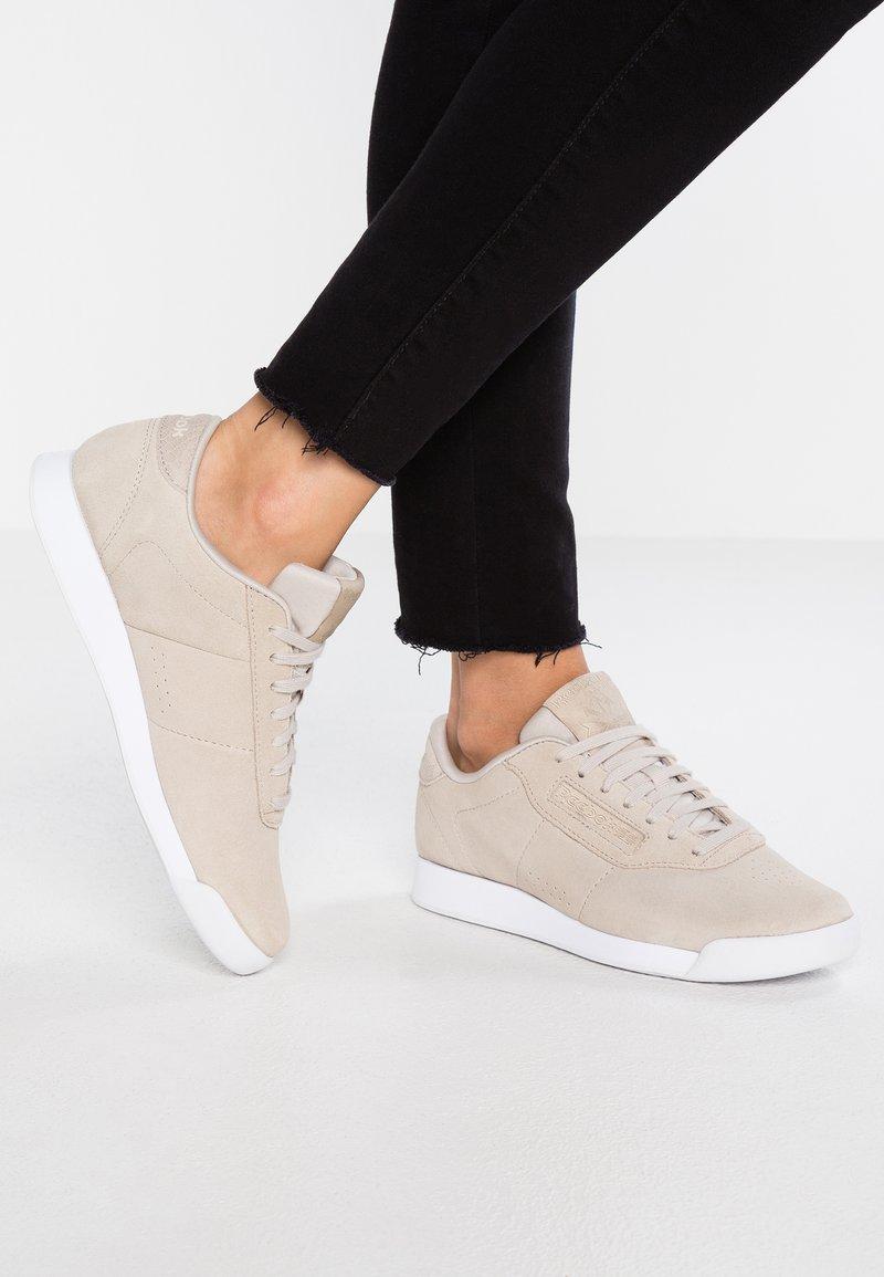 Reebok Classic - PRINCESS - Sneakers basse - parchment/white