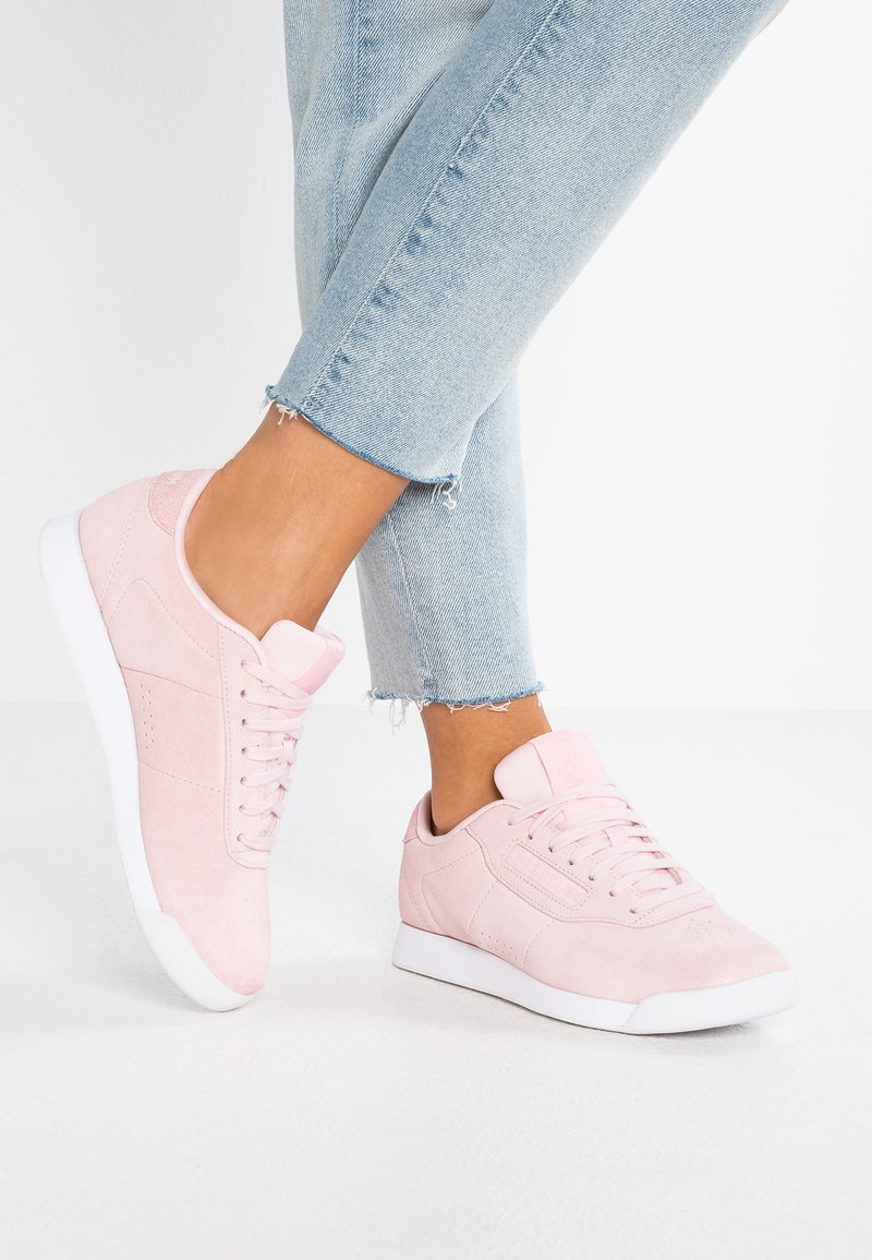 Reebok Classic - PRINCESS - Trainers - practical pink/white