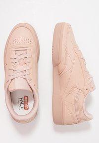 Reebok Classic - CLUB C 85 - Sneakers basse - bare beige - 3