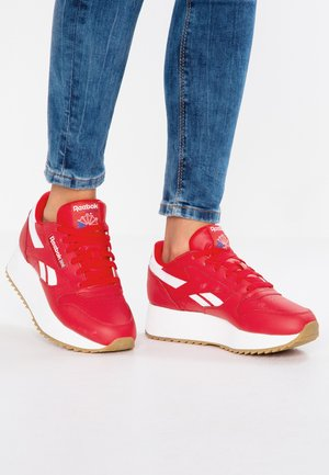 DOUBLE - Trainers - primal red/white/cobalt