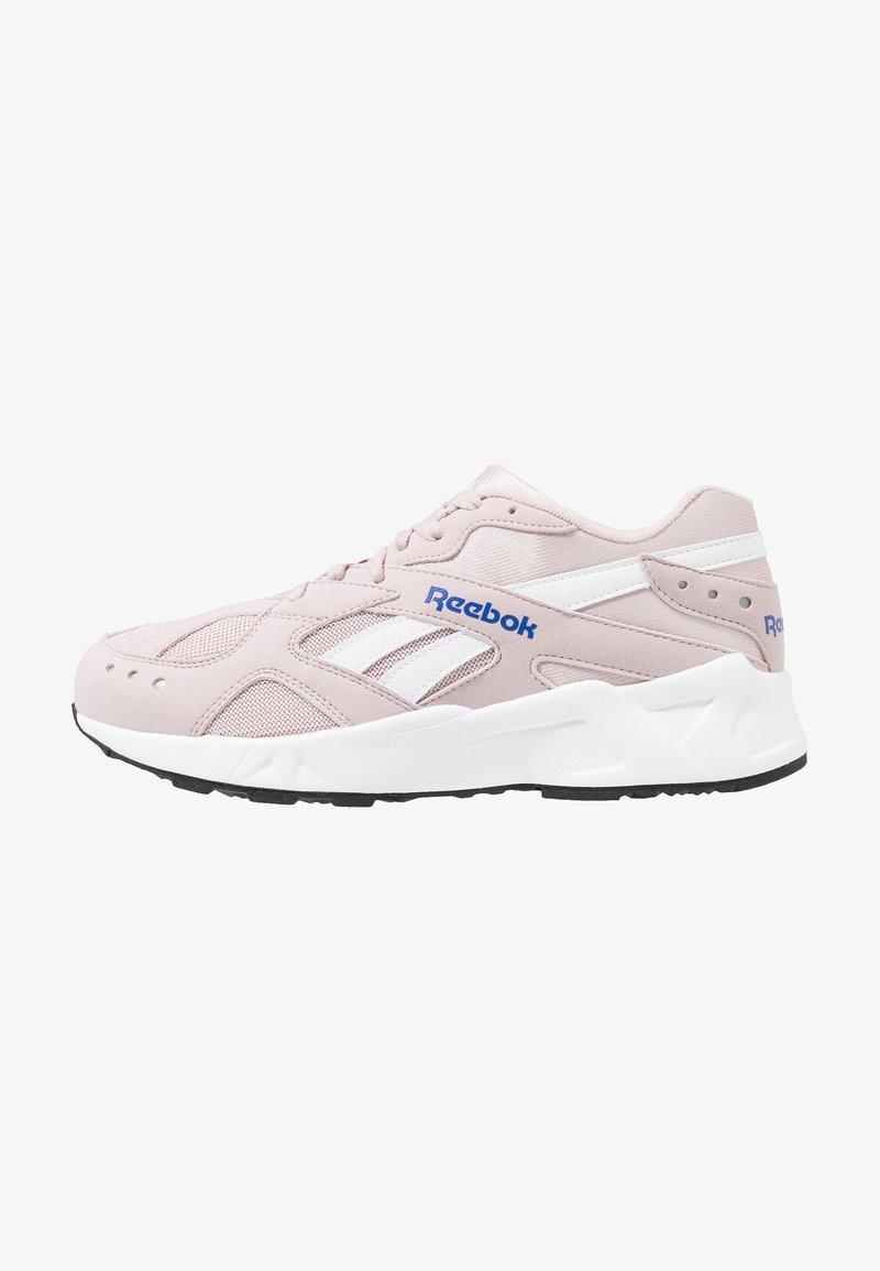 Reebok Classic - AZTREK - Sneakers - ashen lilac/cobalt/white
