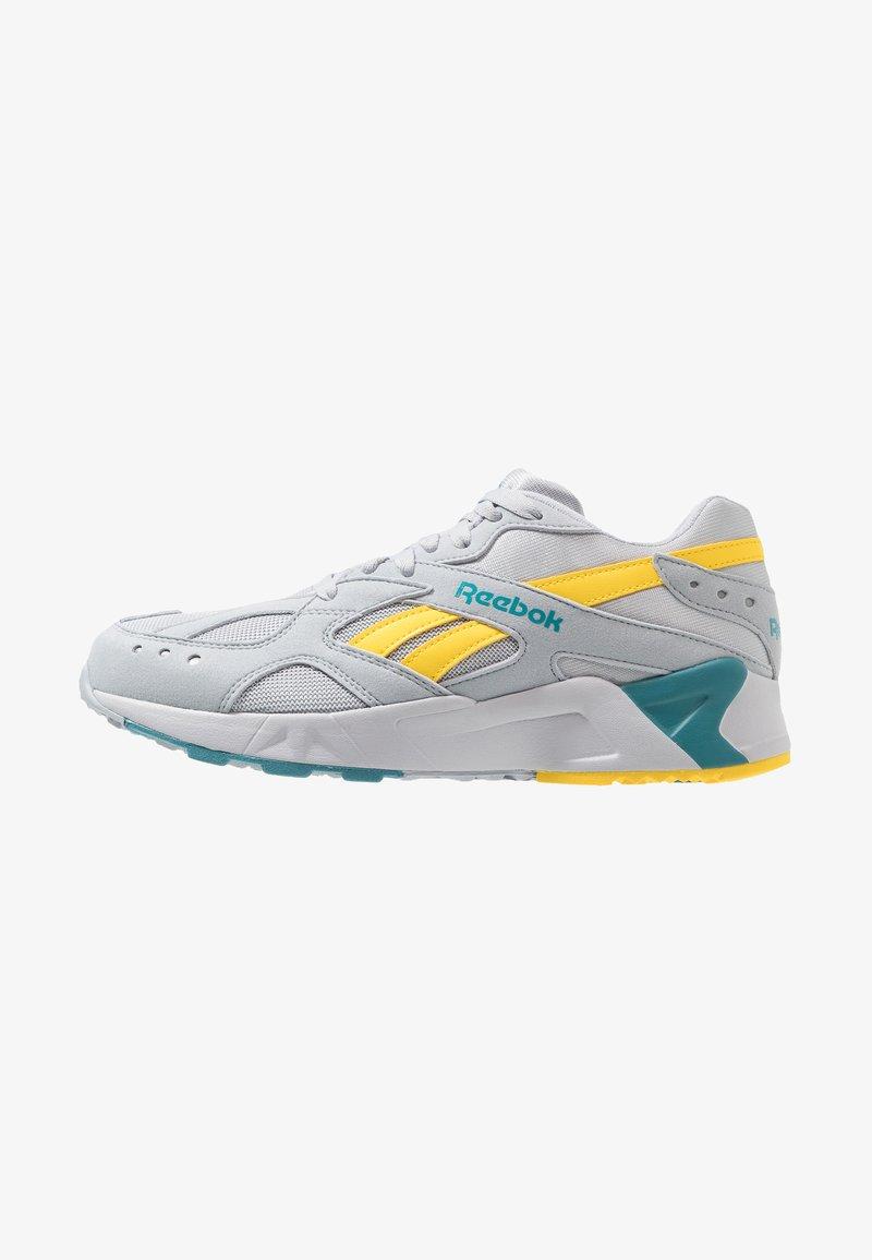 Reebok Classic - AZTREK - Sneakersy niskie - cold grey/mineral mist