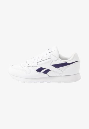 CLASSIC LEATHER CUSHIONING MIDSOLE SHOES - Sneakers laag - white/midnight ink