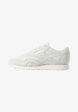 CLASSIC NYLON - Trainers - off-white/pink