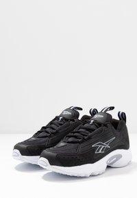Reebok Classic - DMX SERIES 2K SOFT SUPPORTIVE FEEL - Sneakersy niskie - black/white/dendus - 4