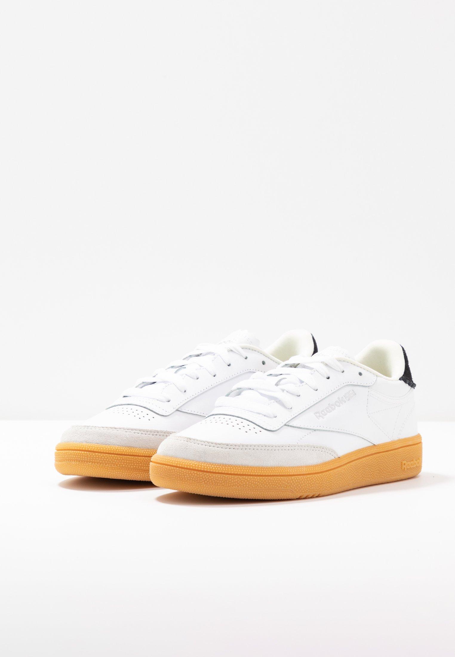 Reebok Classic CLUB C 85 LIGHT LEATHER UPPER SHOES Sneaker