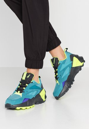 AZTREK DOUBLE MIX RUGGED TRAIL - Tenisky - turquoise