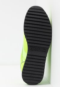 Reebok Classic - CLASSIC LEATHER RIPPLE TRAIL - Sneakersy niskie - neolime/trace grey - 6