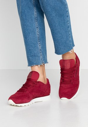 Baskets basses - maroon/chalk